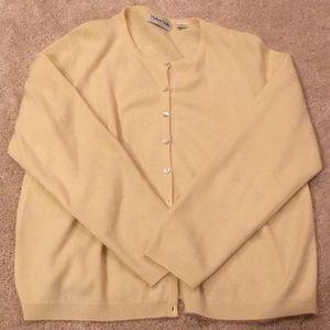 Madison studio cashmere set XL /gently used